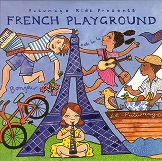 putumayo presents world playground