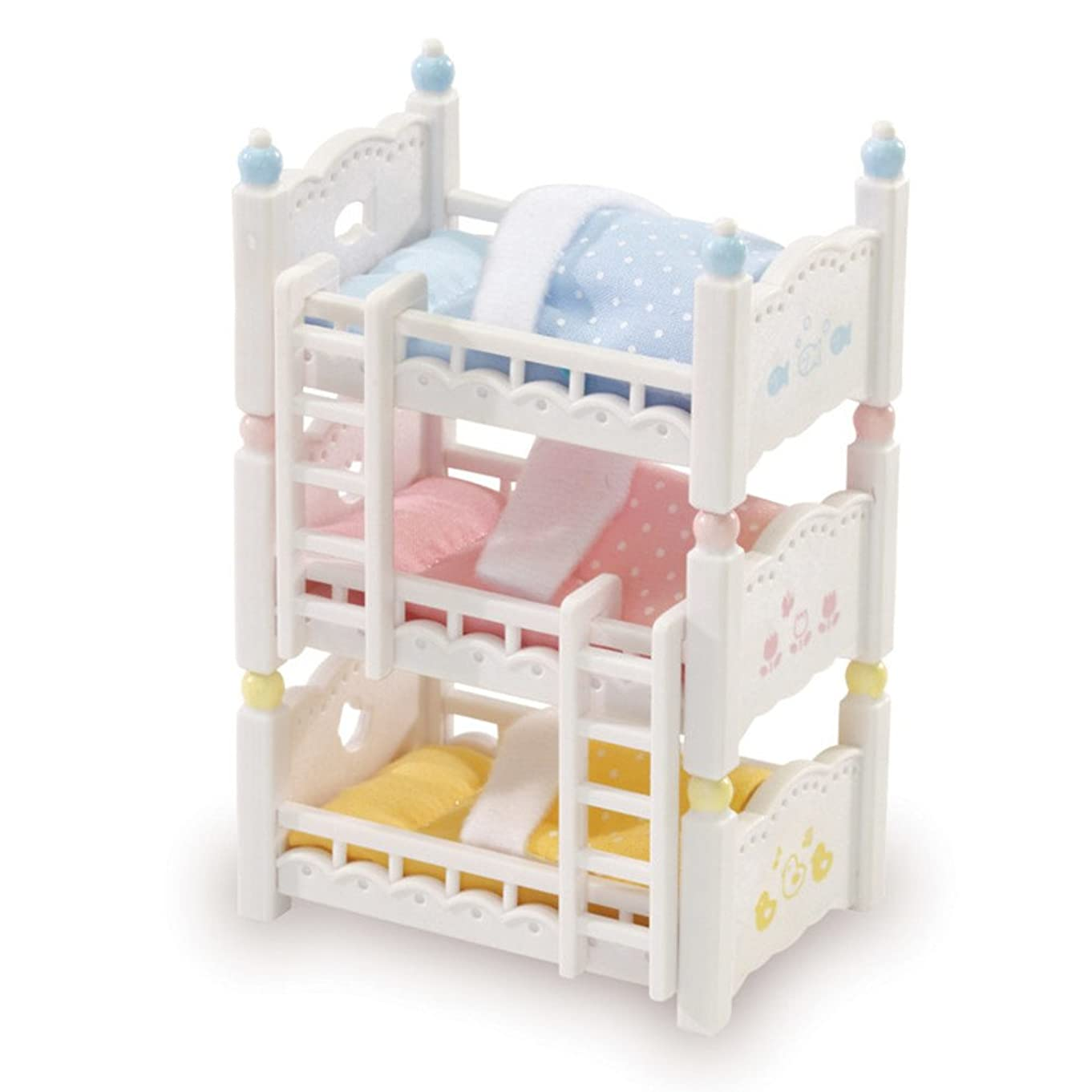 Calico Critters Triple Baby Bunk Beds i75131439