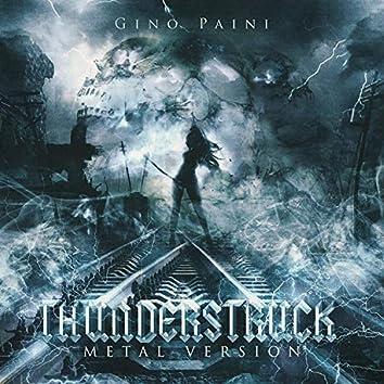 Thunderstruck (Metal Version) [Instrumental]