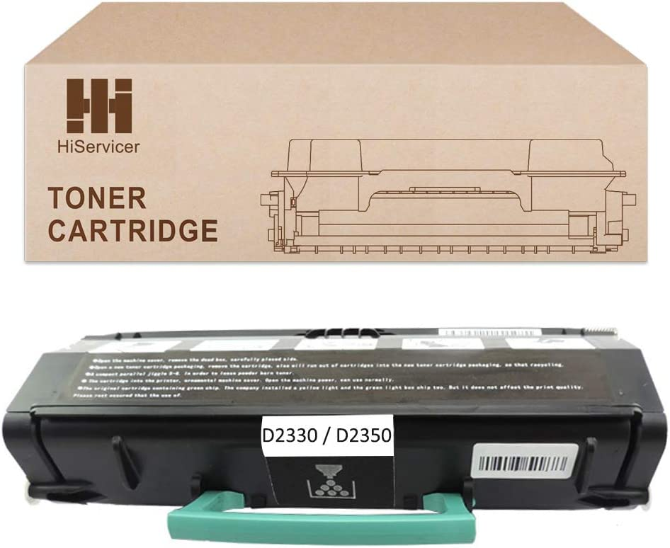low-pricing Colorado Springs Mall HiServicer Remanufactured Toner Cartridge 2 for Replacement Dell