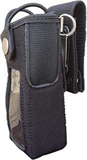 Case Guys MR8555-5BWD Rigid Nylon Swivel Belt Loop Holster Case with Bungee Cord for Motorola XPR 7550 XPR 7580e Two Way Radios