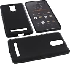 foto-kontor Funda para Leagoo M8 Pro Protectora de Goma TPU para móvil Negra