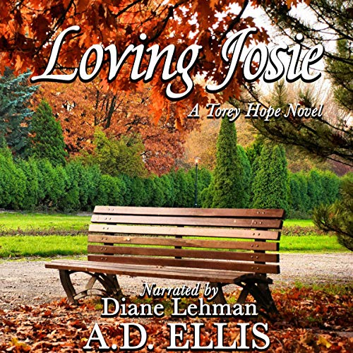 Loving Josie audiobook cover art