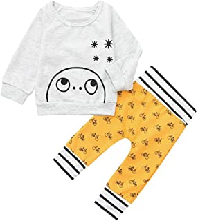 Amazon.es: K-youth - Conjuntos / Niñas de hasta 24 meses: Ropa