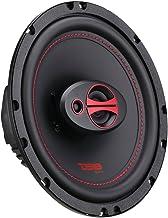 """DS18 GEN-X6.5 Coaxial Speaker – 6.5"""", 3-Way, 165W Max, 50W RMS, Black Paper.."""
