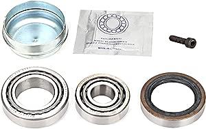KIMISS Wheel Bearing Kit Wheel Bearing Kit Set Repair Fit for Benz SLK300 171 454 2009-2010 2033300051
