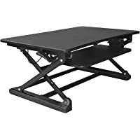 Deals on xec-FIT Adjustable Height Convertible Sit to Stand Up Desk