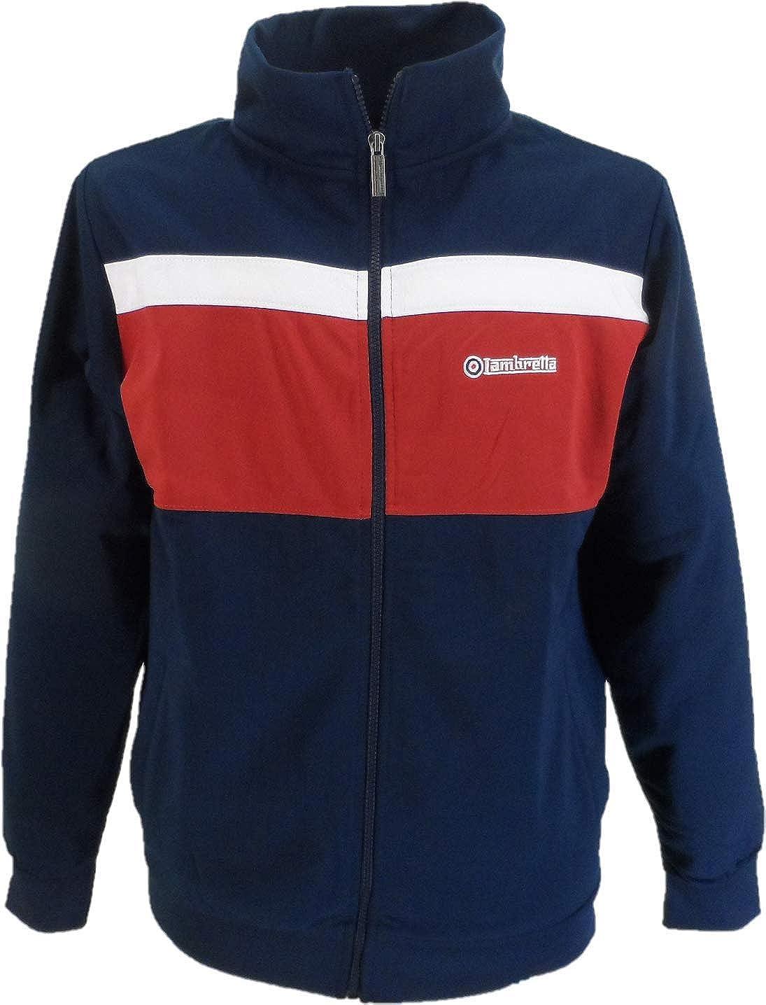 Lambretta Retro Track Top//Jacket