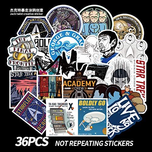 Bagage Stickers Mobiele Telefoon Gitaar Skateboard Stickers Reizen Trolley Case Getij Merk Waterdichte Trend Zonder Lijm Zonder Sporen Leuke Retro Slijtvaste Anime 122 Vellen