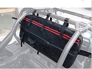 UTV Rear Storage Bag KEMIMOTO Cargo Bag Roll Cage Organizer Universal Fits Polaris RZR Ranger 570 800 900 1000 / S 900 1000 XP Turbo