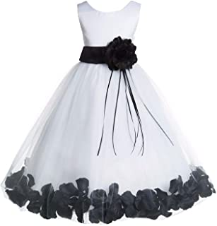 Best black and white jr bridesmaid dresses Reviews