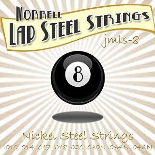 Joe Morrell Premium JMLS-8 8-String Lap Steel String Set (3 Pack)