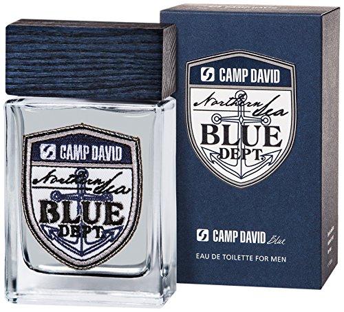 Camp David blue, Eau de Toilette,1er Pack (1 x 100 ml)