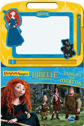 Ribelle. The Brave. Disegna con Merida. Ediz. illustrata. Con gadget