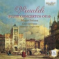 Vivaldi: Flute Concertos Op 10