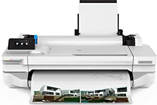 $1089 » HP DesignJet T130 24-in Printer (5ZY58A) with Power Strip Surge Protector