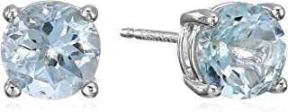 Best march birthstone earrings for babies Reviews