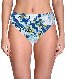 6b0f0ada34 Tommy Bahama Womens Falling Floral Floral Print High Waist Swim Bottom  Separates