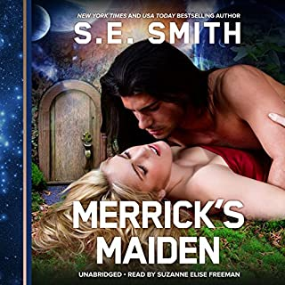 Merrick's Maiden audiobook cover art