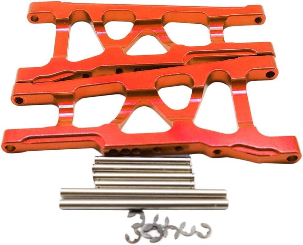 San Los Angeles Mall Jose Mall zmigrapddn 1 Pair Aluminum Front Suspension Arm Traxxas Rear for