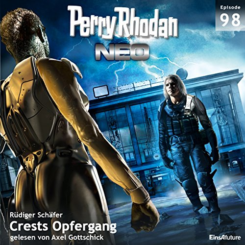 Crests Opfergang audiobook cover art