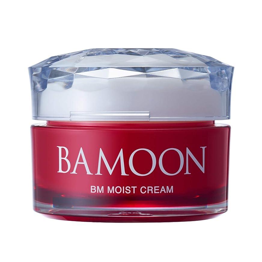 ダイジェスト子羊お世話になったスターアベニュー BAMOON(バムーン) BMモイストクリーム 50g 3Dヒアルロン酸配合 オールインワン