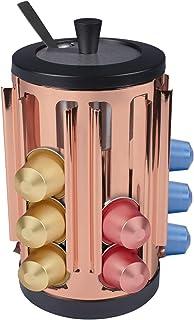 bonVIVO Kafono Dispensador de Capsulas - Cajón para Capsulas de Alta Calidad y Diseño Elegante con Azucarero