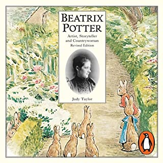 Beatrix Potter: Artist, Storyteller, and Countrywoman audiobook cover art