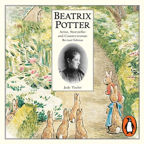 Beatrix Potter: Artist, Storyteller, and Countrywoman cover art