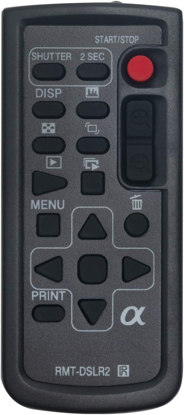 Direct stock discount RMT-DSLR2 lowest price Replace Remote Control - WINFLIKE RMTDSLR2 Cont