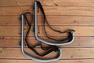 Penguin Feet J Slinger - Easy to use Kayak Rack That Cradles Your Boat