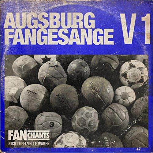 Augsburg Schieß Ein Tor