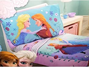 frozen toddler bed sheet set