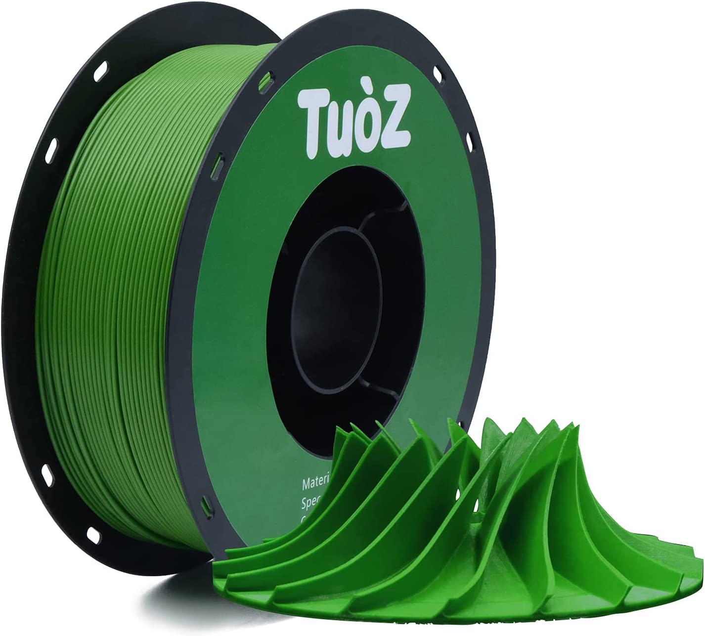 New product!! PLA 3D Printer All stores are sold Filament 1.75mm Dime Spool 1Kg Green