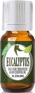 Eucalyptus Essential Oil – 100% Pure Therapeutic Grade Eucalyptus Oil – 10ml