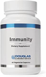 Douglas Laboratories - Immunity - Supports Immunity and Protects Cells Against Free Radical Damage - 60 Capsules