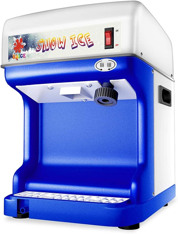 tienda de venta TCYLZ Máquina de la la la máquina de Afeitar del Hielo, trituradora de Hielo eléctrica trituradora de Hielo Comercial máquina trituradora de Hielo Máquina trituradora de Hielo afeitada  precio razonable