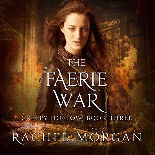 The Faerie War audiobook cover art