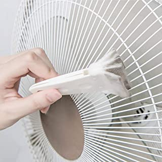 Fan Blinds Cleaning Brush Window Shutters Cleaner Gap Vents Recess Groove Scrubber Keyboard Air Conditioning Dusting Tools Sliding Door Track Dust Collector Applications for Nooks and Crannies and Ot