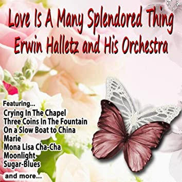 Love Is a Many Splendoured Thing