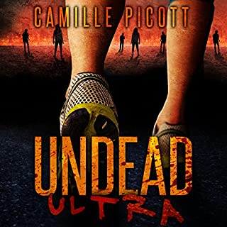Undead Ultra audiobook cover art