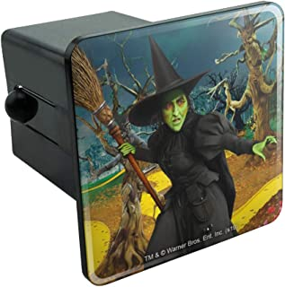 Graphics and More Wizard of Oz Wicked Witch Character Tow Trailer Hitch Cover Plug Insert