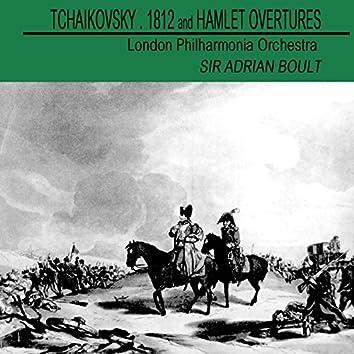 Tchaikovsky: 1812 Overture & Hamlet: Fantasy Overture