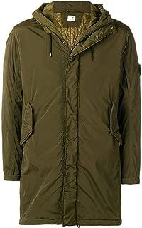 Men Winter Jacket Nycra GD Lens Fishtail Parka