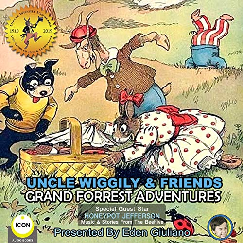 Uncle Wiggily & Friends: Grand Forest Adventures cover art