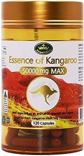 Nature's King-Kangaroo Essence 50000mg Max 120 Capsules