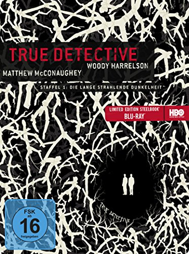 True Detective - Staffel 1 (Steelbook) [Blu-ray]