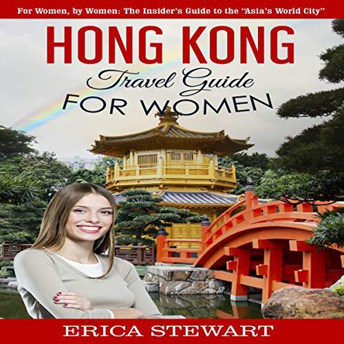 Hong Kong: Travel Guide for Women Titelbild