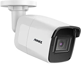 ANNKE C800 4K 8MP Outdoor POE Security Camera Ultra HD IP Camera 100ft EXIR Night Vision, 124° Wide Angle View, IP67 Weath...