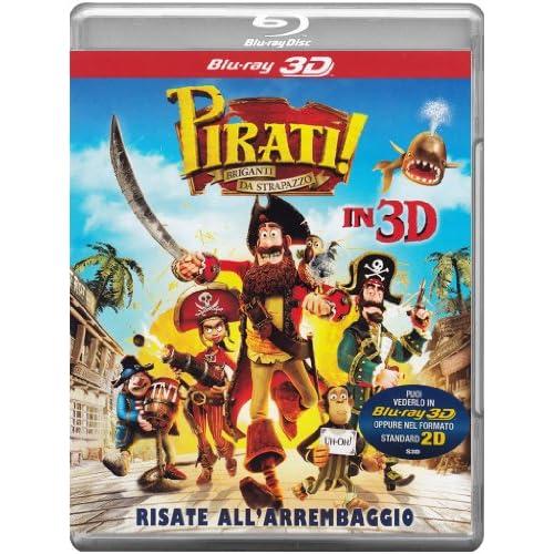 Pirati! Briganti Da Strapazzo 3D